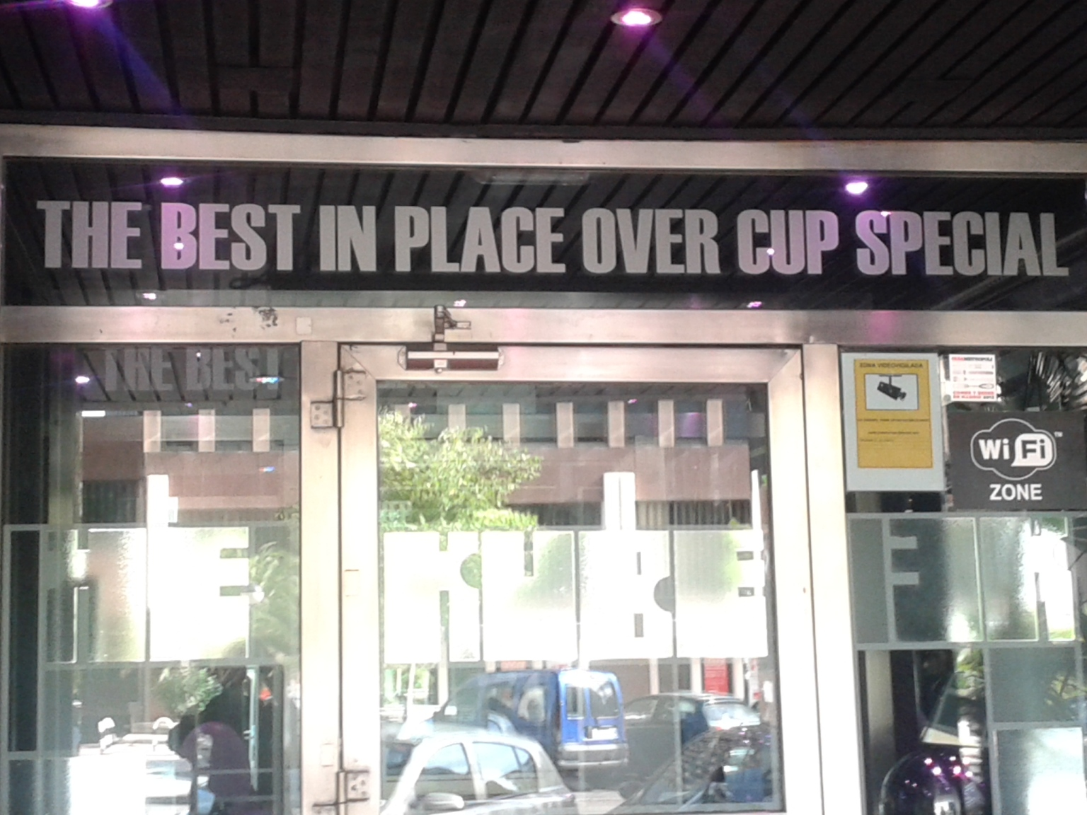 Translation Disasters: The Best in Place Over Cup Special