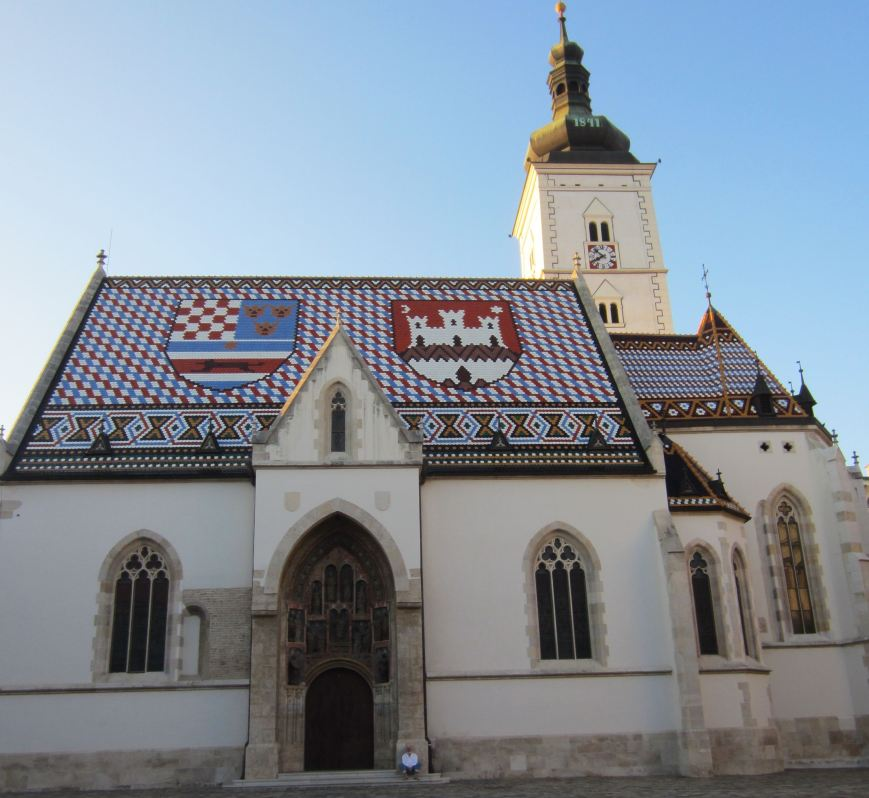 Saint Mark's Church, Upper Town, Zagreb